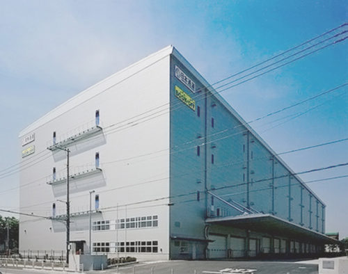 エスロジ横浜(2007年竣工)