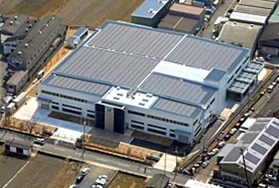 20180403sanwahd - 三和HD/25億円投じ、兵庫県尼崎市に大阪工場を竣工