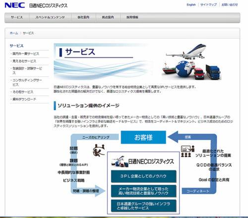 サービスTOPページ