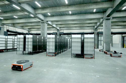 最新の物流センターが見学できるショールーム「Intelligent Logistics Center PROTO」