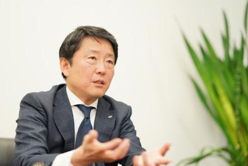 久保田 勲 不動産事業本部副本部長