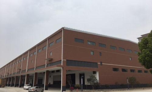 20180507senko21 500x304 - センコー/中国・上海の青浦物流センター本格稼働