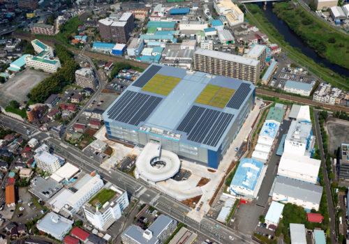 20180507sumisyo0 500x350 - 住友商事/横浜にセブン-イレブン向け三温度帯対応物流施設、本格稼働