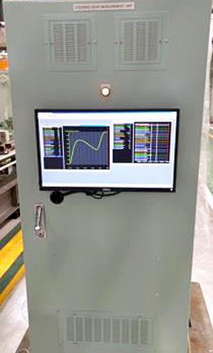 搭載予定の高速データ収集装置