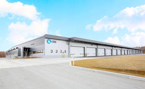 20180517cre 500x309 - CRE/北海道千歳市の物流施設で5月23・24日内覧会