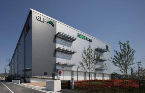 20180517glp1 500x321 - 日本GLP/大阪府寝屋川市で2.7万m2の物流施設竣工、丸二倉庫の拠点に