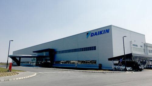 ベトナムの新工場