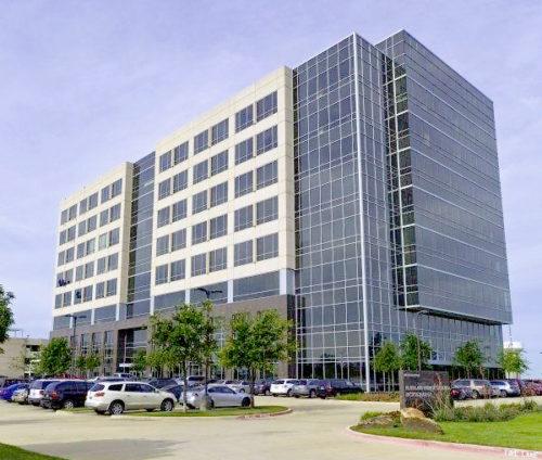 上組USA社が入居するLegacy Town Center