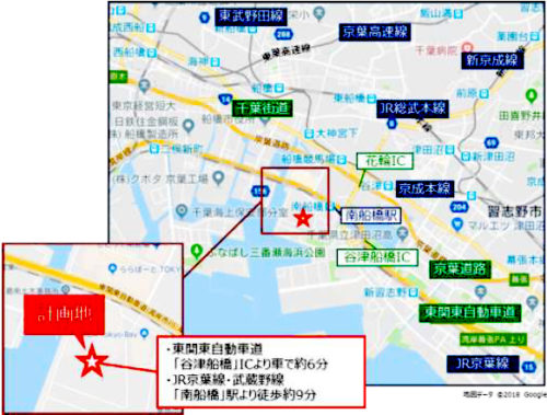 20180521mflpfunabashi2 500x379 - 三井不動産/東京・横浜等に物流施設、4棟開発
