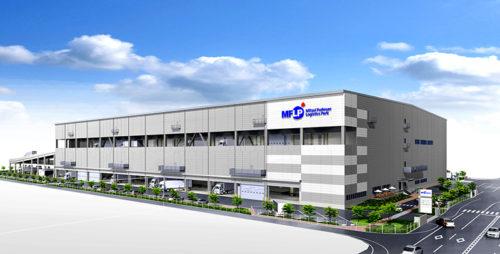 20180521mflphiroshima 500x254 - 三井不動産/東京・横浜等に物流施設、4棟開発