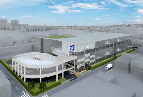 20180521mflpyokohama 500x338 - 三井不動産/東京・横浜等に物流施設、4棟開発