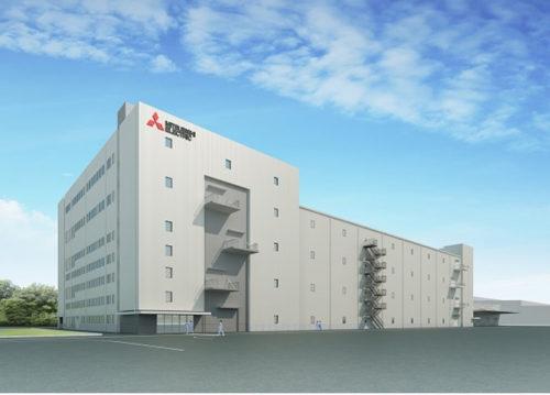 姫路製作所広畑工場第8工場のイメージ