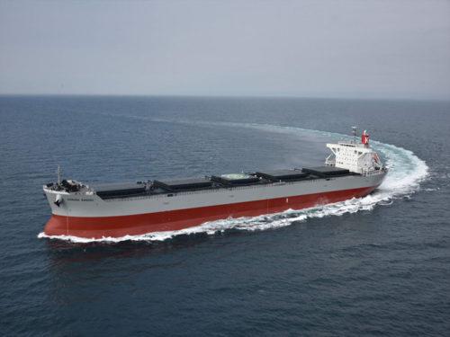 石炭船CORONA XANADU
