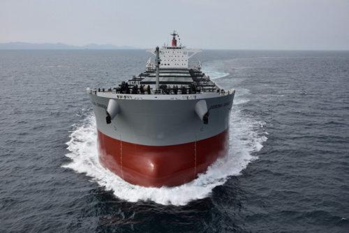 20180523kawasaki3 500x334 - 川崎汽船/コロナシリーズ石炭専用船を竣工