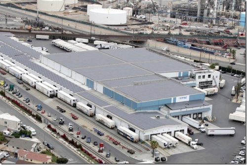 20180525konoike1 500x334 - 鴻池運輸/南カリフォルニア地区の発展への永年の貢献で表彰