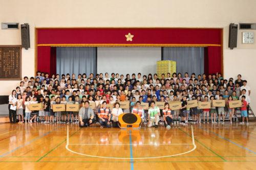20180605amazon4 500x333 - アマゾン/小学生170名に最先端のFCとロボティクスを教育