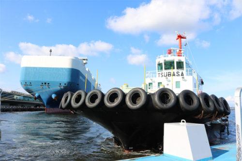 20180605nyk2 500x334 - 日本郵船/「海洋都市横浜うみ博2018」で自動車専用船等見学会