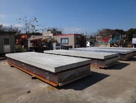 20180606toda1 - フジタ/コンクリートひび割れ抑制技術、効果を確認で倉庫等に提案