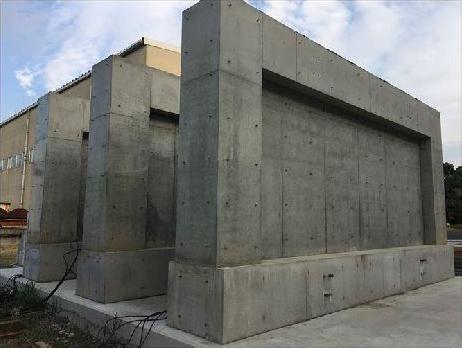 20180606toda2 - フジタ/コンクリートひび割れ抑制技術、効果を確認で倉庫等に提案
