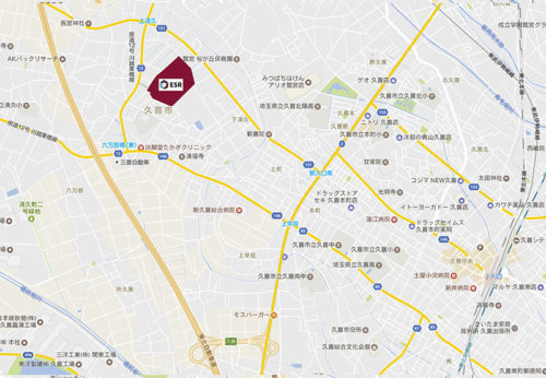 20180612esr5 500x346 - ESR/埼玉県久喜市の竣工前物流施設、6月28・29日内覧会