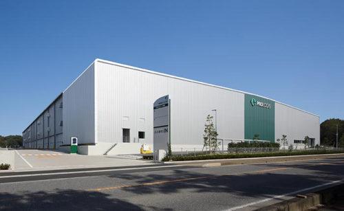 20180612prologis 500x307 - プロロジス/茨城県常総市の3.8万m2の物流施設で内覧会開催
