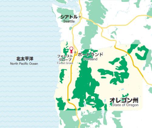 YAMAKI USAの所在地