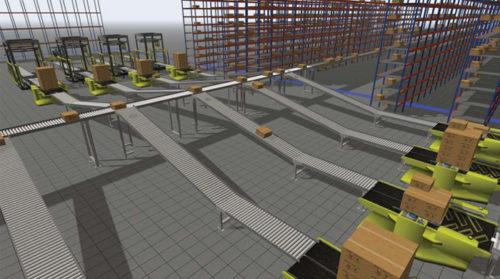 20180619zenetec1 500x279 - ゼネテック/物流倉庫等のIoT 3Dシミュレーションソフトの代理店契約