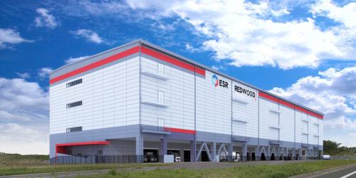 20180622esr1 500x250 - ESR/投資額58億円、名古屋市に3.74万m2の物流施設開発