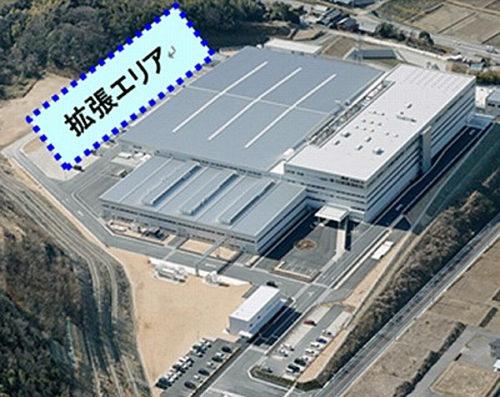 20180628aishin 500x397 - アイシン・エーアイ/115億円を投じ、愛知県の吉良工場を拡張