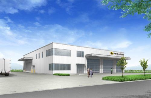 20180702yamatow1 500x324 - ヤマトオートワークス/東大阪市に車両整備工場竣工