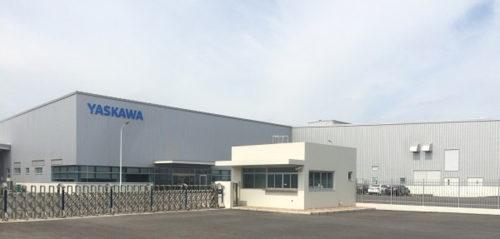 安川(中国)機器人 第3工場