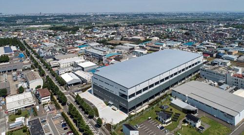 20180710centerpoint1 500x276 - センターポイント/神奈川県厚木市に5.5万m2の物流施設竣工