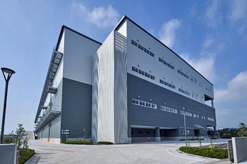 20180710centerpoint2 500x331 - センターポイント/神奈川県厚木市に5.5万m2の物流施設竣工