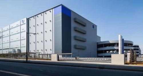 20180710sgr1 500x269 - SGリアルティ/埼玉県和光市の物流施設、BELS最高ランク取得