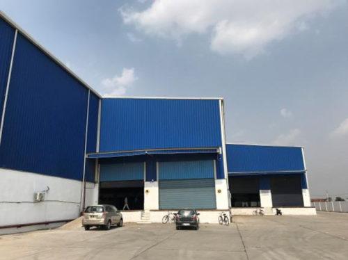 グルガオン倉庫