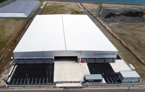 20180718maruzens 500x319 - 丸全昭和運輸/茨城県で指定可燃物倉庫を竣工