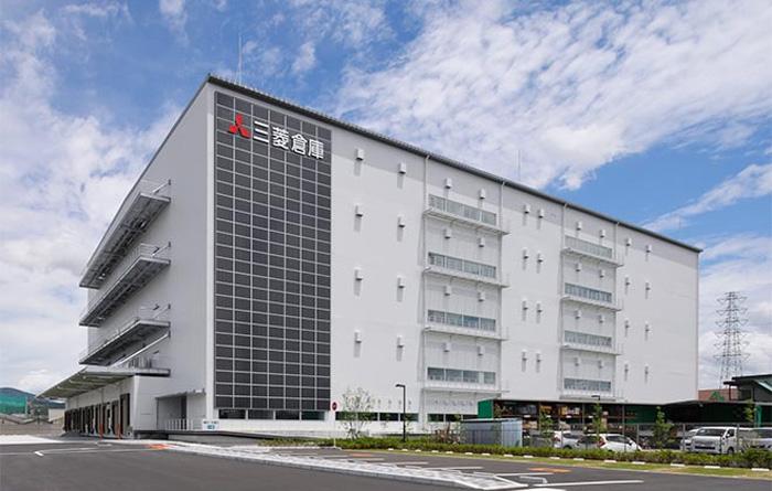 三菱倉庫/大阪府茨木市に医薬品...