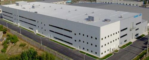 安川電機(瀋陽)第3工場