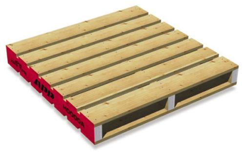 JPRのレンタルパレット 木製