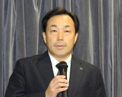 ヤマトHDの山内雅喜社長