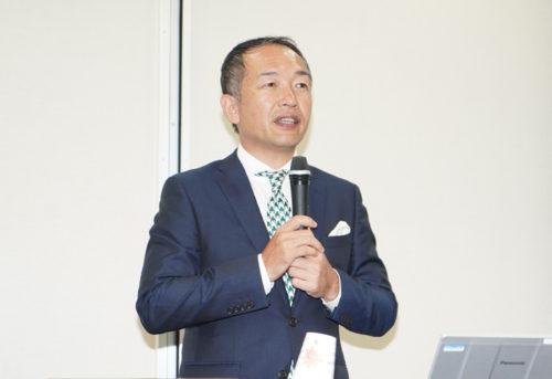 20180725funai2 500x343 - 船井総研ロジ統合記念セミナー/270名参加