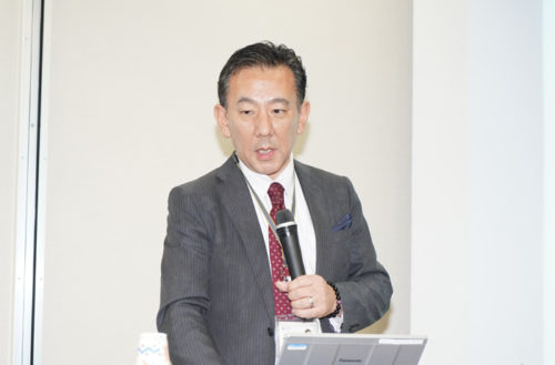 船井総研ロジの赤峰 誠司取締役執行役員