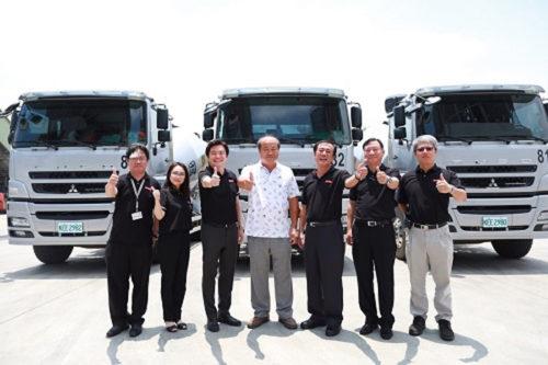 20180727mftbc 500x333 - 三菱ふそう/台湾で1万台納車