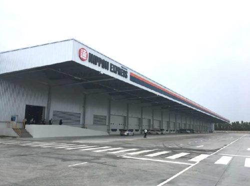 20180727nittsu21 500x373 - 日通/タイで3万m2の多機能ロジスティクス倉庫竣工