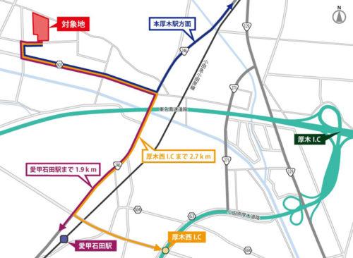 20180731orix27 500x366 - オリックス/神奈川県厚木市に3.3万m2の物流施設竣工