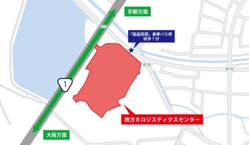20180731orix3 500x292 - オリックス/大阪府枚方市に5.7万m2のマルチテナント型物流施設を開発