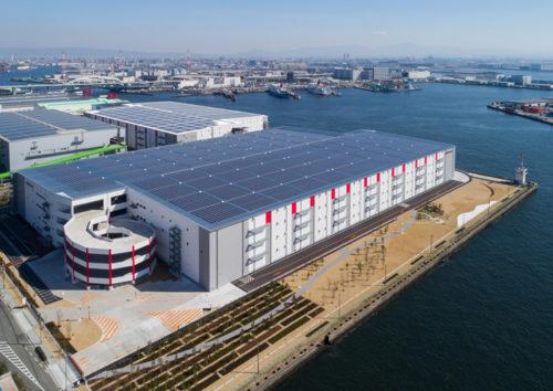 20180801esr1 500x354 - ESR/レッドウッド南港DC2が日本初の「いきもの共生事業所」に認証