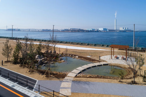 20180801esr2 500x333 - ESR/レッドウッド南港DC2が日本初の「いきもの共生事業所」に認証