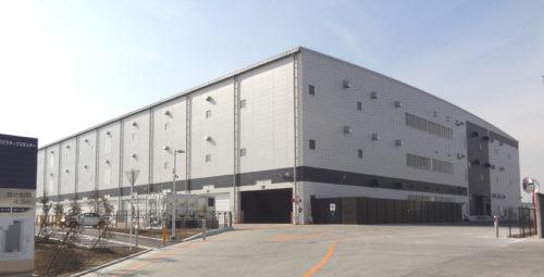 20180806glr 500x255 - 埼玉県蓮田市の新物流拠点/物流会社・荷主限定で内覧会、物流ロボットも