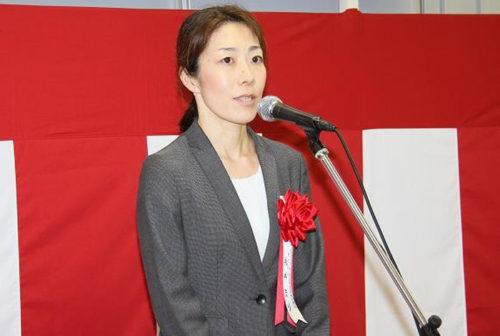 ラサール不動産投資顧問の永井まり執行役員